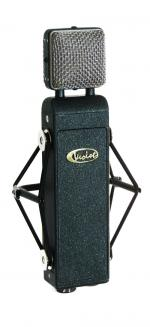 "New ""THE EMERALD"" Limited Edition microphone at Musik Messe 2012!"