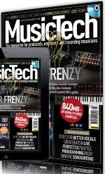 Violet Design Black Knight & Wedge Review in MusicTech Magazine