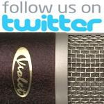 Follow us on Twitter and get Wedge microphone for free!