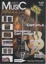 Review in Meet Music (Benelux) - April, 2006