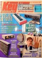 Review in Keyboards & Home Studio Magazine (France), December 2004