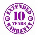 Violet Design extends warranty on all microphones and accessories from 5 to 10 years.